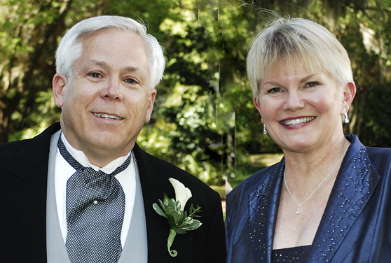 John and Marsha Langlois