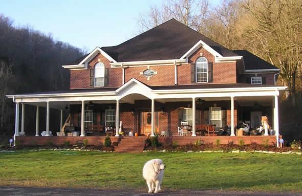 Alabama Farm Houses Foggy Bottom Farms